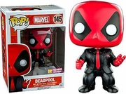 Funko Marvel Pop Heroes Vinyl 145 Dressed to Kill Deadpool Figure
