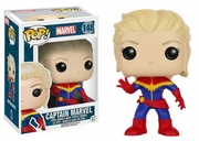 Funko Marvel Pop Heroes Vinyl 148 Captain Marvel Figure