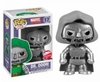 Funko Marvel Pop Heroes Vinyl 17 Doctor Doom Variant Figure