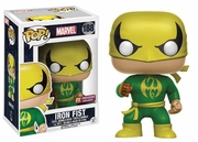Funko Marvel Pop Heroes Vinyl 188 Iron Fist Figure