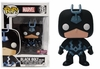 Funko Marvel Pop Heroes Vinyl 191 Black Bolt in Blue Figure