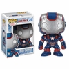 Funko Marvel Pop Heroes Vinyl 25 Iron Man 3 Iron Patriot Figure