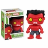 Funko Marvel Pop Heroes Vinyl 31 Red Hulk Figure