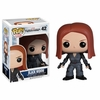 Funko Marvel Pop Heroes Vinyl 42 Captain America 2 Black Widow Figure