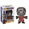 Funko Marvel Pop Vinyl 47 Guardians of the Galaxy Star Lord Figure