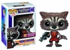 Funko Marvel Pop 48 Guardians of the Galaxy Rocket Variant Figure
