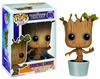 Funko Marvel Pop Vinyl 65 Guardians of the Galaxy Dancing Groot Figure