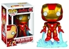 Funko Marvel Pop Heroes Vinyl 66 Avengers 2 Iron Man Mark 43 Figure