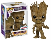 Funko Marvel Pop Heroes Vinyl 84 Guardians of the Galaxy Angry Groot Figure