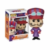 Funko Pop Animation Vinyl Wacky Races Dick Dastardly Figure