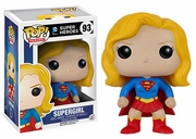 Funko Pop Heroes Vinyl 93 Supergirl Figure