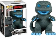 Funko Pop Movies 239 Godzilla Atomic Breath Glow-in-the-Dark Figure