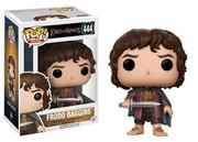 Funko Pop Movies Vinyl 444 Lord of the Rings Frodo Baggins Figure