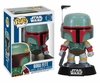 Funko Pop Star Wars Vinyl 08 Boba Fett Figure