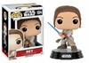 Funko Pop Star Wars Vinyl 104 The Force Awakens Rey Figure