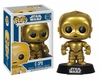 Funko Pop Star Wars Vinyl 13 C-3PO Bobblehead