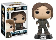 Funko Pop Star Wars Vinyl 138 Jyn Erso Figure