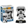 Funko Pop Star Wars Vinyl 38 Biker Scout Figure