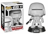 Funko Pop Star Wars Vinyl 67 Force Awakens First Order Snowtrooper