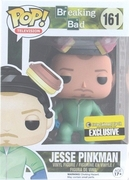 Funko Pop TV Breaking Bad Jesse Pinkman Green Variant Figure