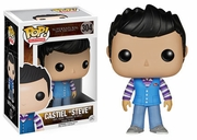 Funko Pop TV Vinyl Supernatural Castiel Steve Figure