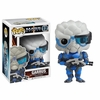 Funko Pop Vinyl Games Mass Effect Garrus Figure