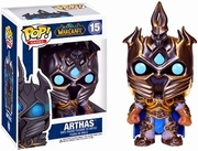 Funko Pop Vinyl Games World of Warcraft Arthas Figure
