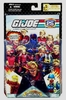 G.I. Joe 25th Anniversary Crimson Guard & Cobra Officer Comic Pack