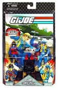 G.I. Joe 25th Anniversary Scrap Iron & Wild Bill Comic Pack