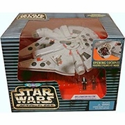 Galoob Star Wars Action Fleet Micro Machines Millennium Falcon