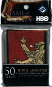 Games of Thrones House of Lannister Art Sleeves Pack