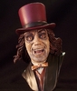 Geometric London After Midnight Resin Bust