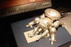 Ghost in the Shell Pewter Fuchikoma Figurine