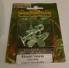 HackMaster Tactical Combat Elvariel Veteran Miniature