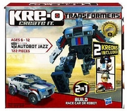Hasbro Kre-O Transformers Jazz Set