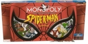 Hasbro Spider-Man Monopoly Board Game
