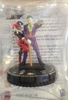 Heroclix Batman No Man's Land The Joker and Harley Quinn #006 Figure