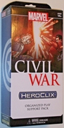 Heroclix Marvel Civil War Organized Play Support Pack