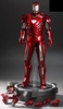 Hot Toys Iron Man 3 Mark 33 Silver Centurion Collectible Figure