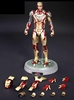 Hot Toys Iron Man 3 Mark 42 Collectible Diecast Figure