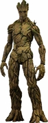 Hot Toys Marvel Guardians Of The Galaxy Groot Figure