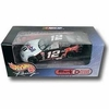 Hot Wheels Racing Black Chrome Deluxe NASCAR Mobile 1 Diecast Car