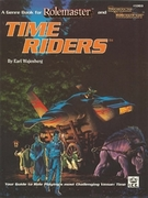 I.C.E. Rolemaster & Space Master Time Raiders RPG Book