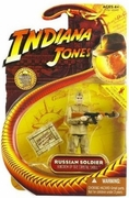 Indiana Jones Kingdom of the Crystal Skull Russian Soldier Figure
