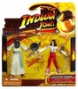 Indiana Jones Raider of the Lost Ark Cairo Swordsman & Marion 2-Pack