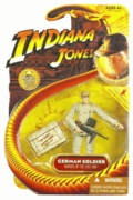 Indiana Jones Raider of the Lost Ark German Soldier Figure