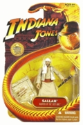 Indiana Jones Raider of the Lost Ark Sallah Figure