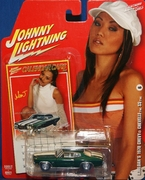Johnny Lightning 2007 Calendar Girl Kimloan 1970 Chevy Chevelle SS Car