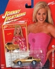 Johnny Lightning 2007 Calendar Girls Misty 1978 Corvette Car