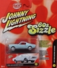 Johnny Lightning 60's Sizzle 1966 Ford Mustang Fastback Car